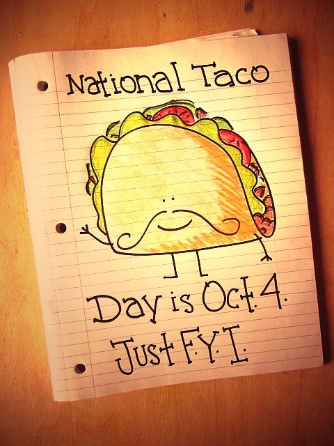 nationaltacoday
